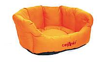 Диван для животного Gaia, оранжевый, 54см