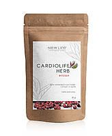 Фитосбор CARDIOLIFE HERB для нервной системы, сердца и сосудов