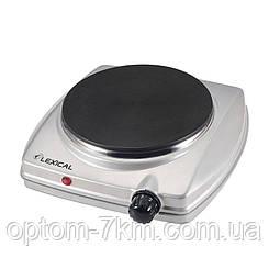 Плита электрическая дисковая настольная одноконфорочная Lexical LHP-2701 1500 Вт D