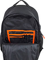 Школьный рюкзак подростковый на два отдела с USB для мальчика Winner One 415O, фото 3