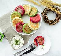 Сырники и порошки сублимированных овощей и зелени