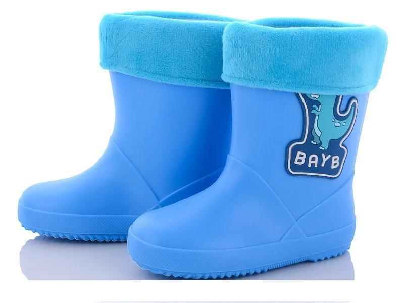 Резиновые сапоги для мальчика BAYB размер 25-30 Киев