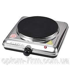 Плита электрическая дисковая настольная одноконфорочная  Lexical LHP-2702 1500 Вт D