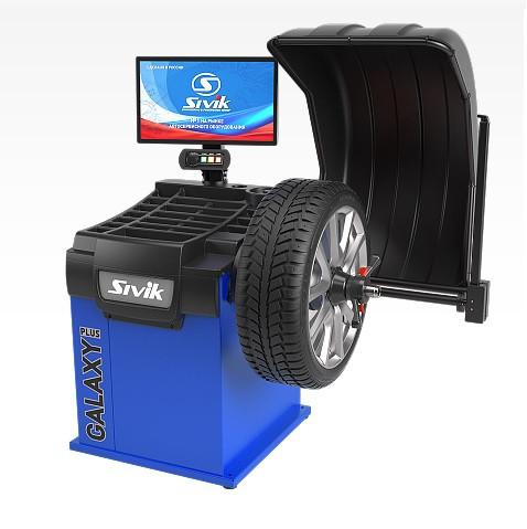 Балансувальний стенд SIVIK Galaxi Plus SBMP-60/3D L