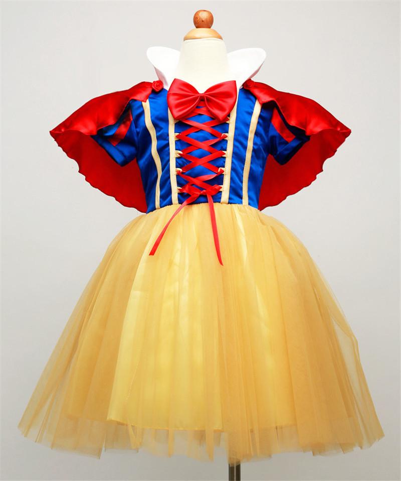 Праздничное платье принцесса Белоснежка - Snow White, Princess, Costume, Cornival, Disney