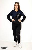 Женский  костюм, с брюками осень 2020 42 44 46 48, фото 1