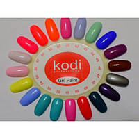 Kodi гель краска