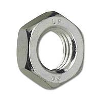 Гайка низкая М18 DIN 439 шестигранная, фото 1