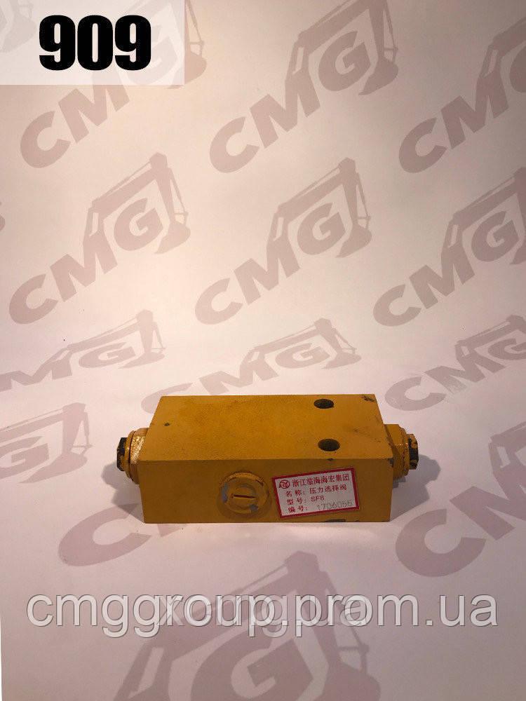 Клапан SF8, 4120000448, SF8-C на навантажувач ZL50G