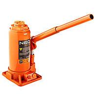 Домкрат гидравлический бутылочный 8Т NEO TOOLS 11-701