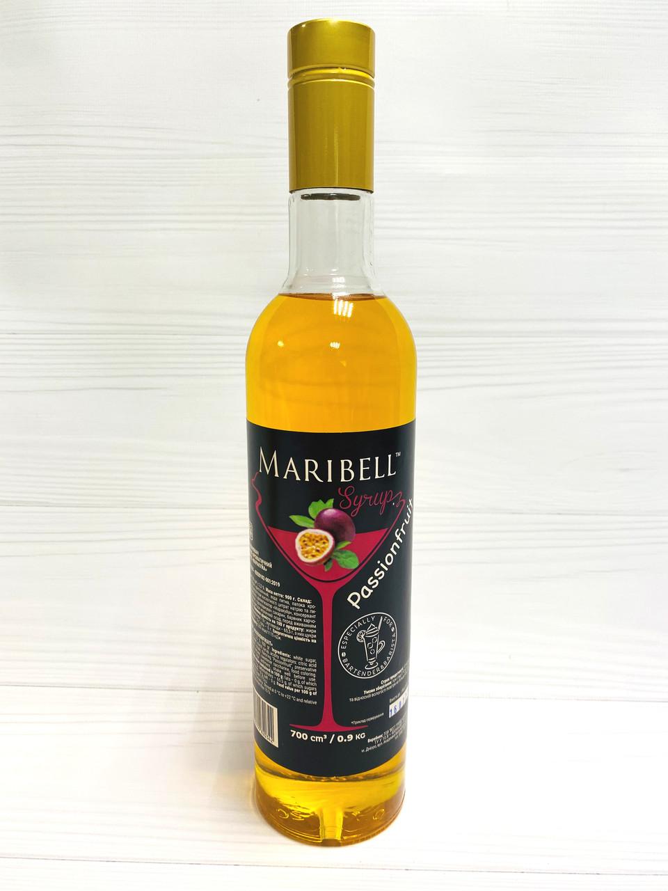 Сиропи Maribell ( Kava ) Маракуйя - 700 мл