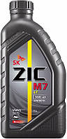 Масло ZIC М7 4Т 1л.10W 40 синтетик