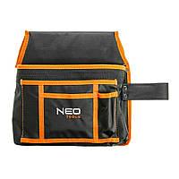 Карман для инструмента 4 гнезда петля для молотка NEO TOOLS 84-333