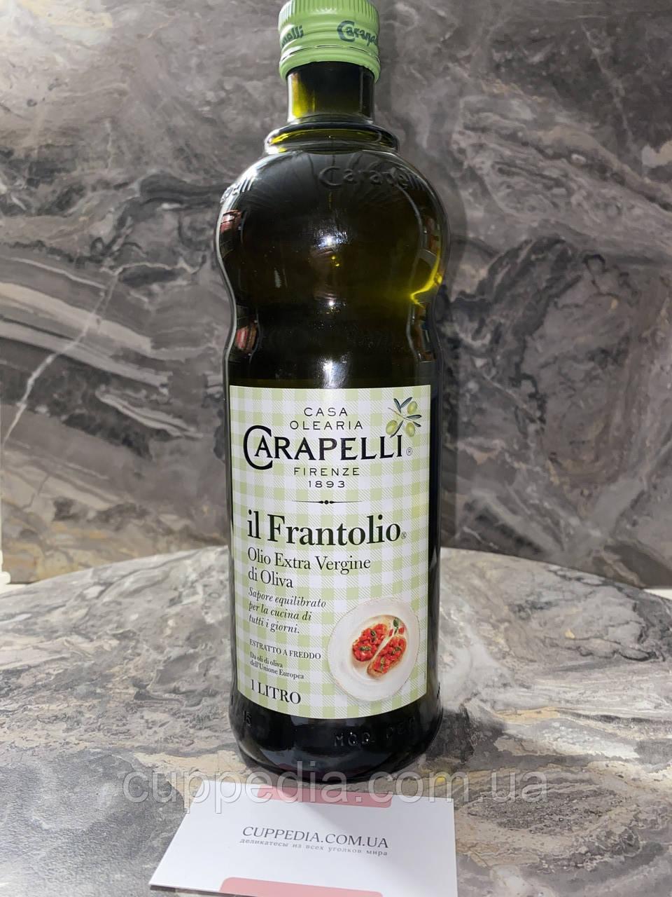 Оливковое масло Carapelli il frantolio extra vergine