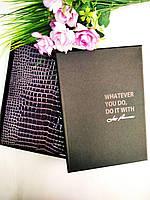 Щоденник-планер в подарунковій коробці