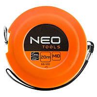 Лента измерительная стальная 20 м NEO TOOLS 68-120, фото 1
