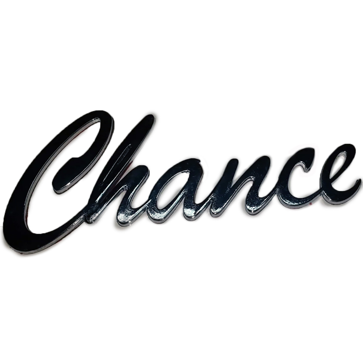 """Надпись задняя """"Chance"""", TF69yo-8212220"""