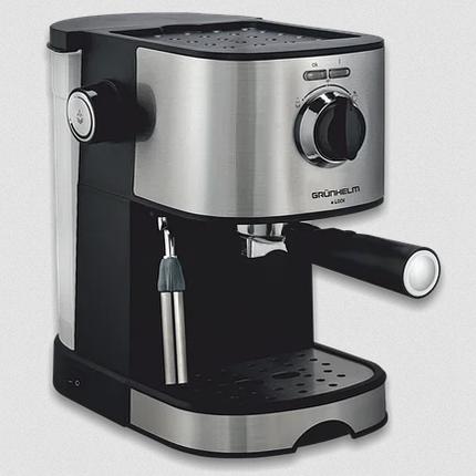 Еспрессо кавоварка Grunhelm GEC17, фото 2