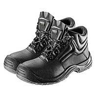 Профессиональная обувь O2 SRC кожа pазмер 43 CE NEO TOOLS 82-770-43