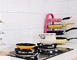 Подставка-органайзер для сковородок 45*23см, фото 9