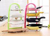 Подставка-органайзер для сковородок 45*23см, фото 10