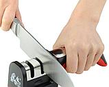Точилка механическая для ножей 19 х 5 х 6 см, фото 4