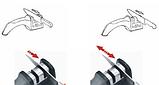 Точилка механическая для ножей 19 х 5 х 6 см, фото 7