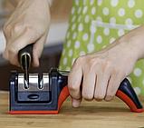 Точилка механическая для ножей 19 х 5 х 6 см, фото 10