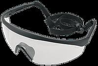 Защитные очки белые регулируемые дужки класс сопротивления F NEO TOOLS 97-510
