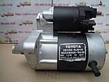Стартер Toyota Yaris Echo 1999-2005 р. в. 1.0 1.3 бензин, фото 6