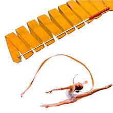 Скакалки і лєнти для гімнастики