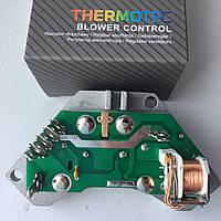 Блок управління резистор вентилятора отопітеля (грубки) Samand (Саманд) THERMOTEC (Польща), фото 1