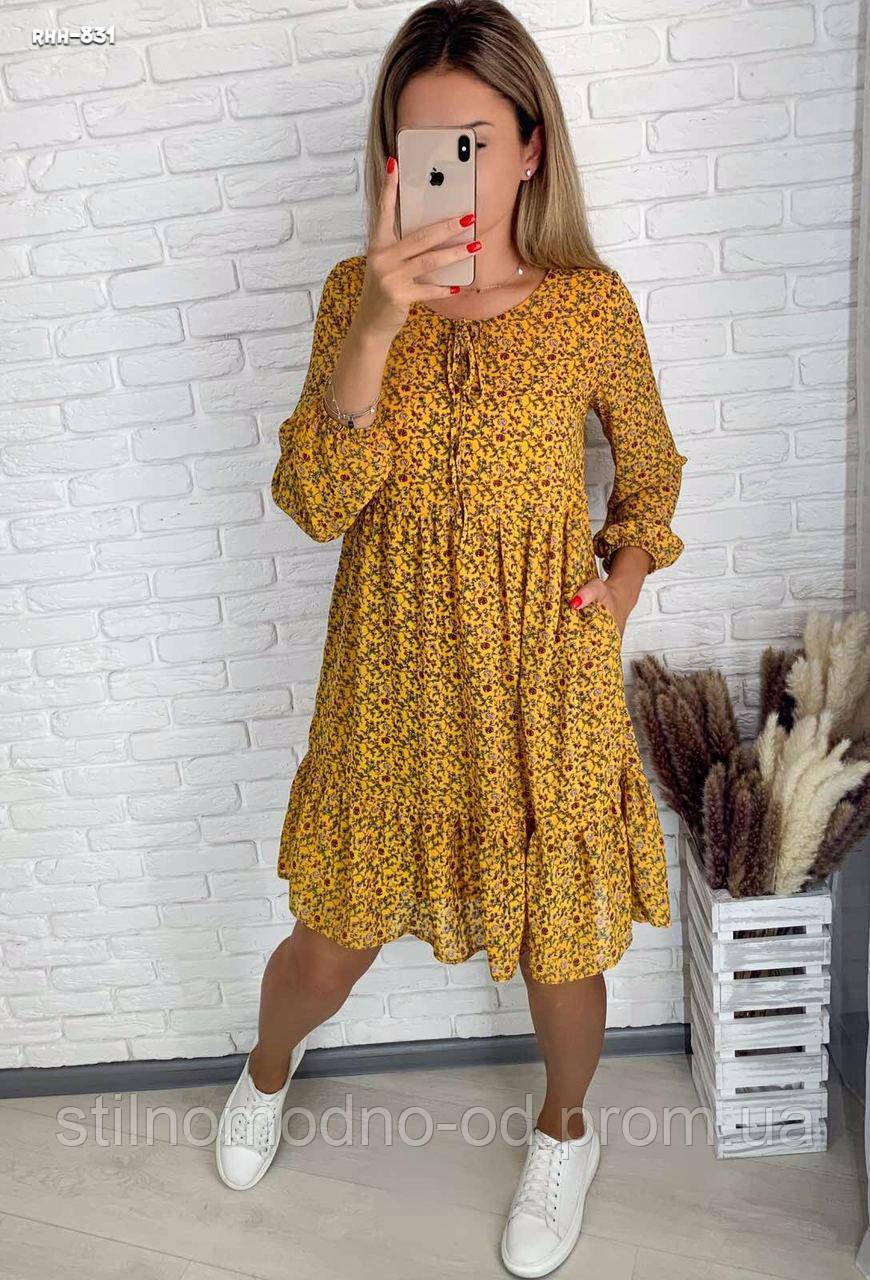 """Жіноча сукня """"Лейдіс"""" від СтильноМодно"""