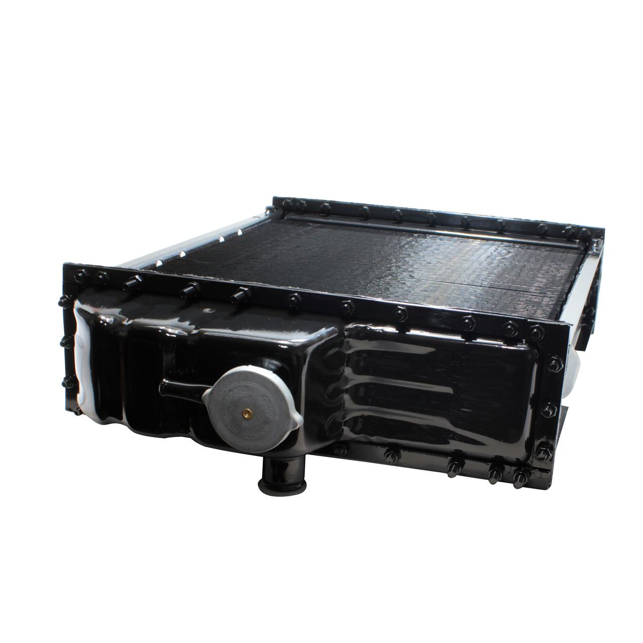 Радіатор водяного охолодження МТЗ-80 4-х рядний 70У-1301.010 латунний (пр-під Оренбург)