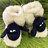 Чуні дитячі з овечої шерсті