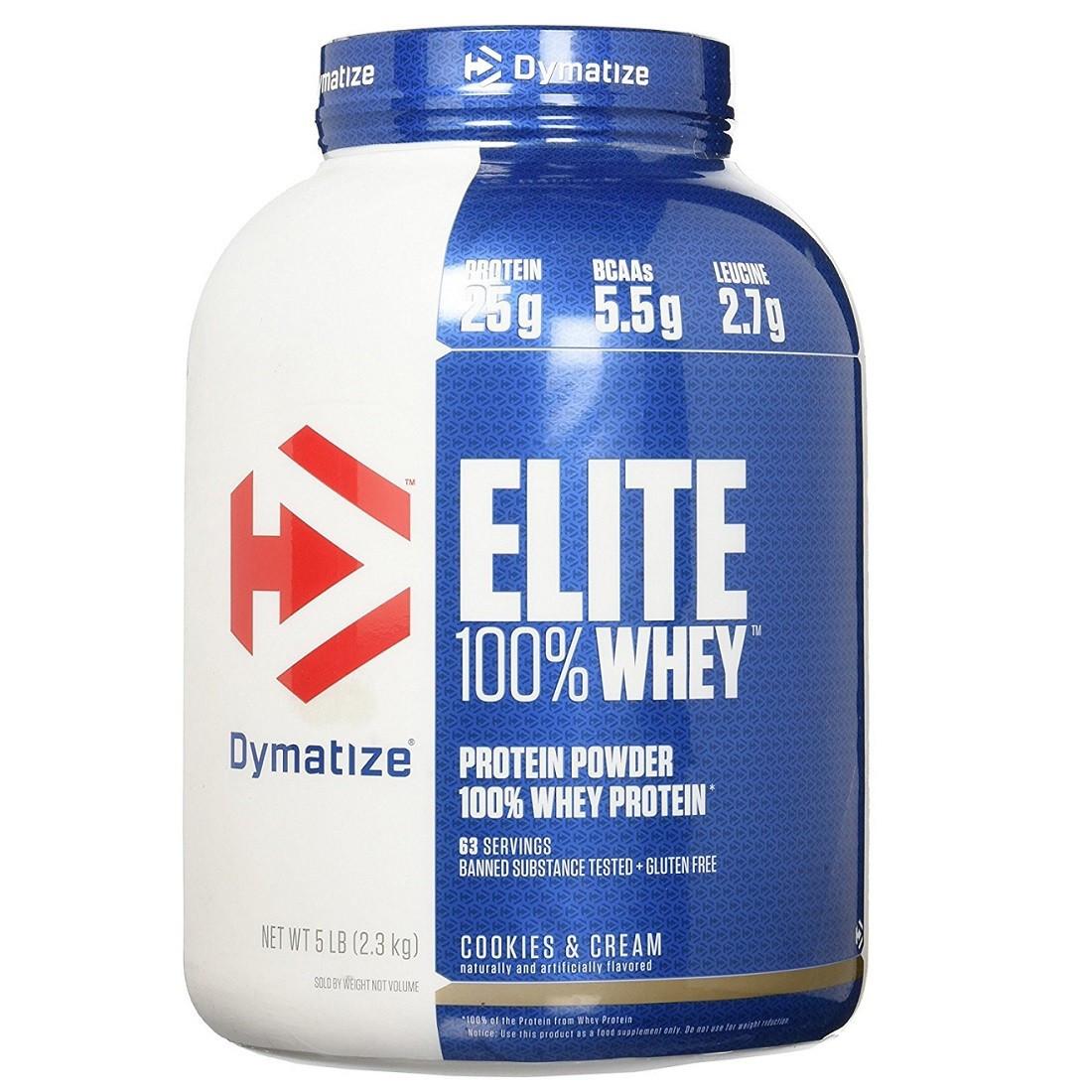 Протеин Dymatize Elite Whey Protein (907g)
