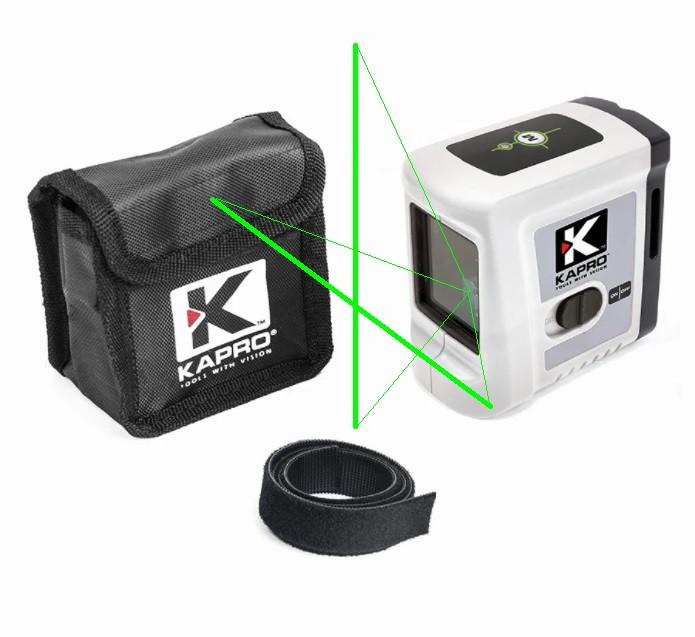 KAPRO 862GREEN Уровень лазерный  ➤ГАРАНТИЯ 3 ГОДА