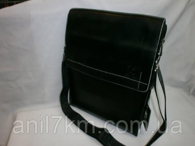 Мужская сумка через плечо фирмы GORANGD формат А-4