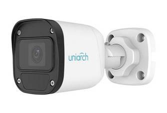 IP видеокамера уличная UniArch IPC-B112-PF28 для систем видеонаблюдения