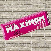 """Возбуждающий крем для увеличения чувствительности и эрекции """"Penis Maximum"""" от Inverma 45 мл. Германия"""