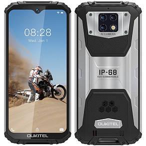 Защищенный смартфон OUKITEL WP6 4/128 Gb Black Helio P70 10000 мАч