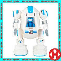 Распродажа! Робот конструктор на батарейках Diy Cute Robot, игрушка интерактивный робот с доставкой по Украине, фото 1