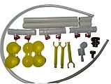 Комплект напувалок ніпельного на 40 голів з бачком Н-Т VDP-11, фото 2