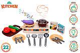 Детская интерактивная кухня ТехноК с паром арт.5620, фото 2