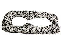 """Подушка для беременных и кормления арт.4820223420067 """"Восьмёрка"""" Лежебока,Украина"""