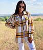 Рубашка-пальто женская в стиле oversize, фото 3