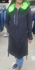 Стильная женская куртка весна/осень, премиум качества