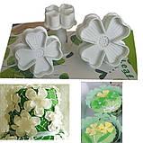 Плунжер   Цветок 4 лист 3 шт (кнопка), фото 5