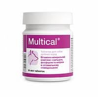 Dolfos Multical mini 90таб - витамины для собак Долфос Мультикаль