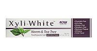 Зубная гель-паста Solutions XyliWhite, ним и чайное дерево 181 г